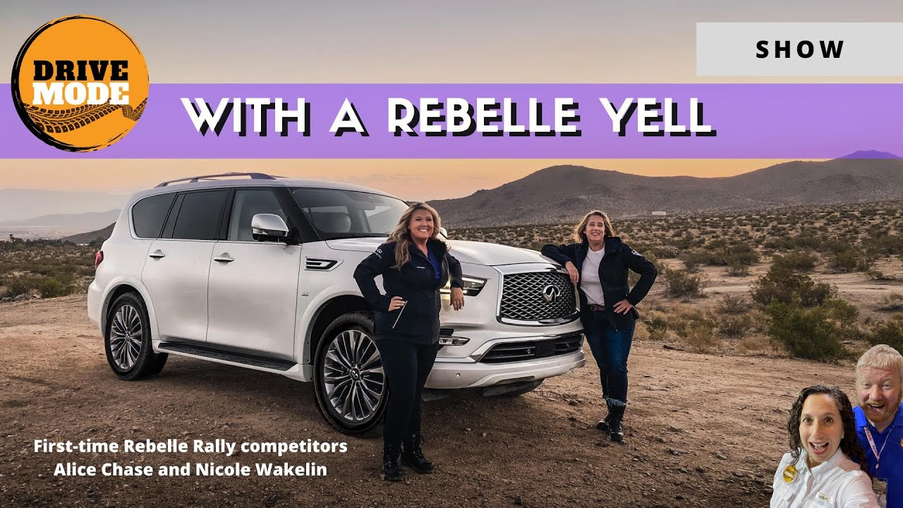 Rebelle Rally – An Interview with Alice Chase and Nicole Wakelin