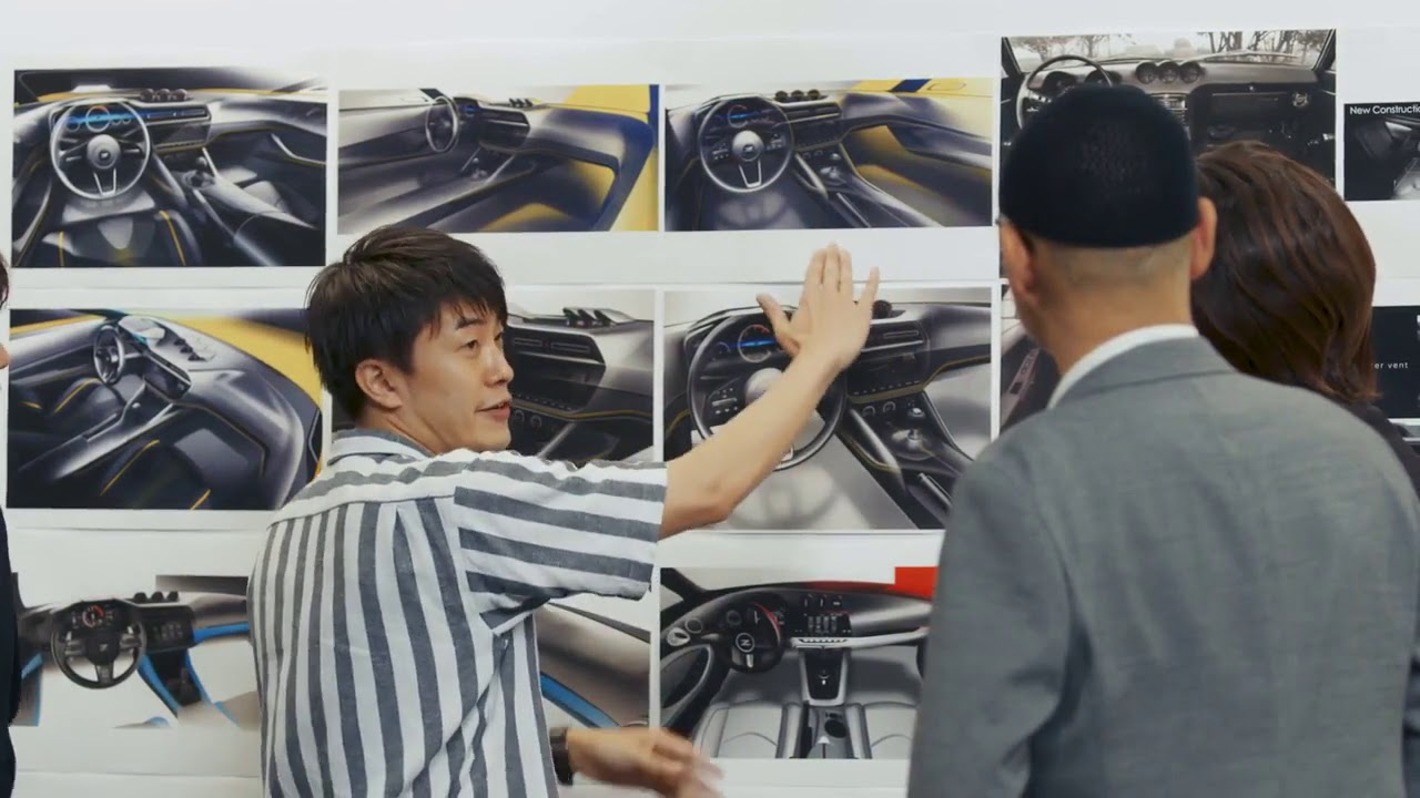 Nissan Z Proto Design and Development Video