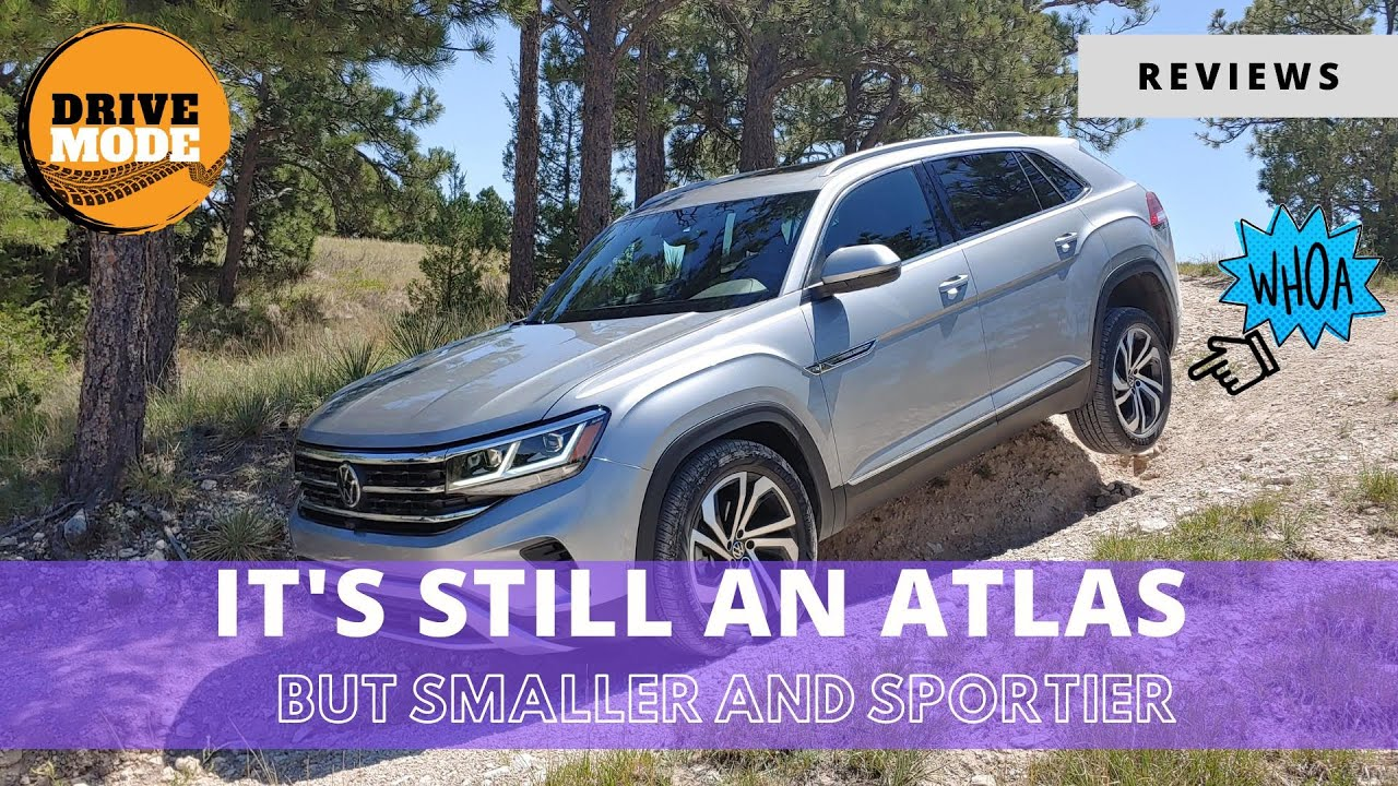 2020 Volkswagen Atlas Cross Sport review