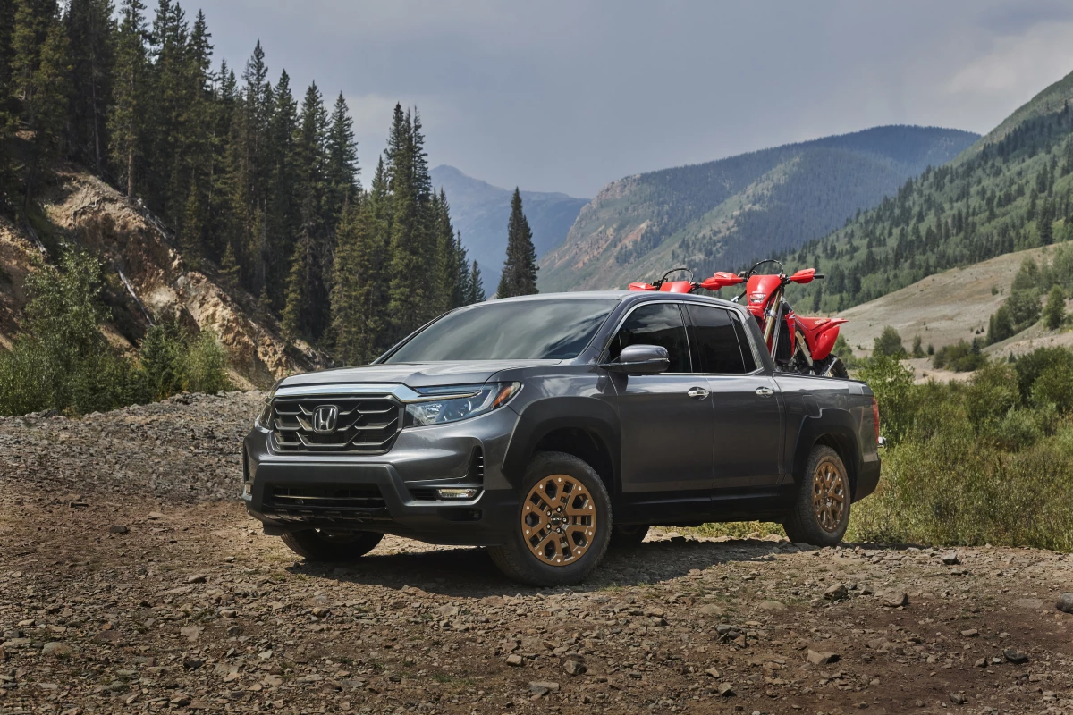 Redesigned 2021 Honda Ridgeline becomes more of a lumberjack