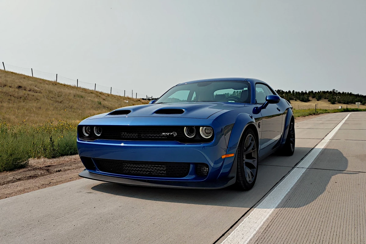 Review: Dodge Challenger Hellcat Redeye – as if 707 HP weren't enough