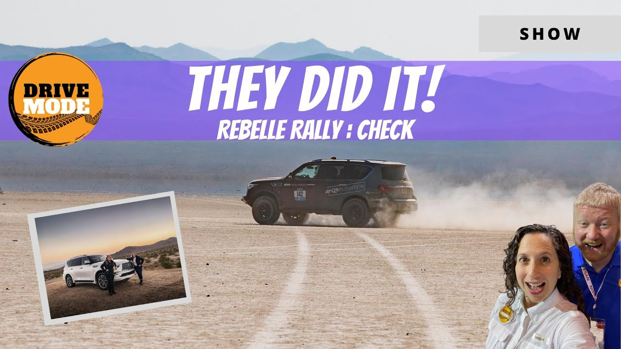 Rebelle Rally Followup with Nicole Wakelin and Alice Chase