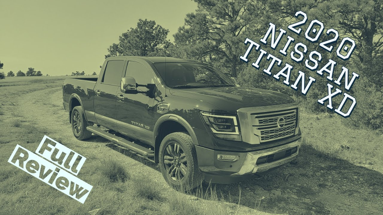 Review: 2020 Nissan Titan XD