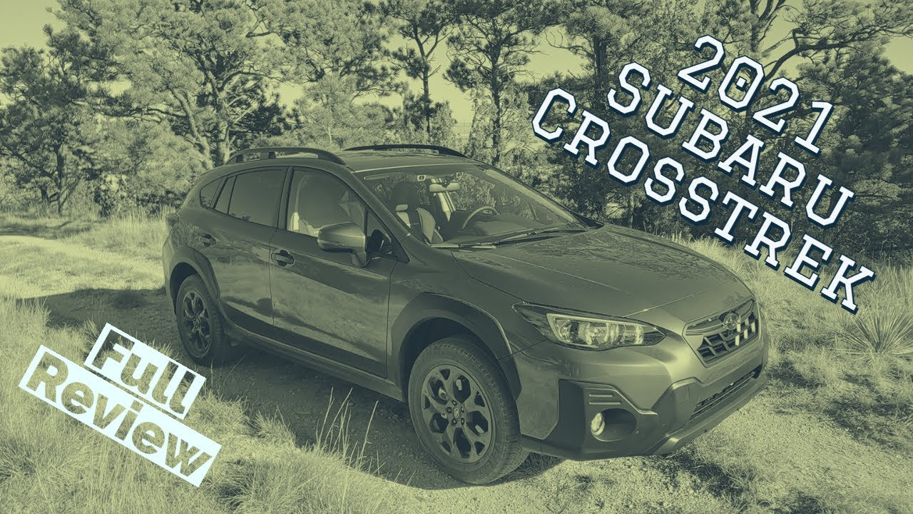 2021 Subaru Crosstrek Sport full review
