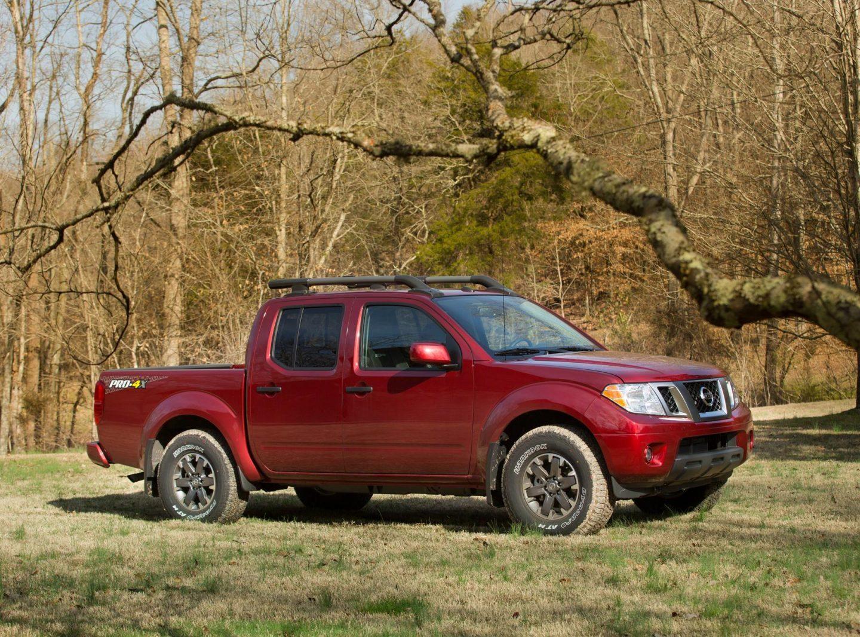 2020 Nissan Frontier – Same Truck, Better Engine