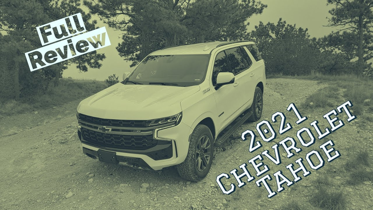 Review: 2021 Chevrolet Tahoe