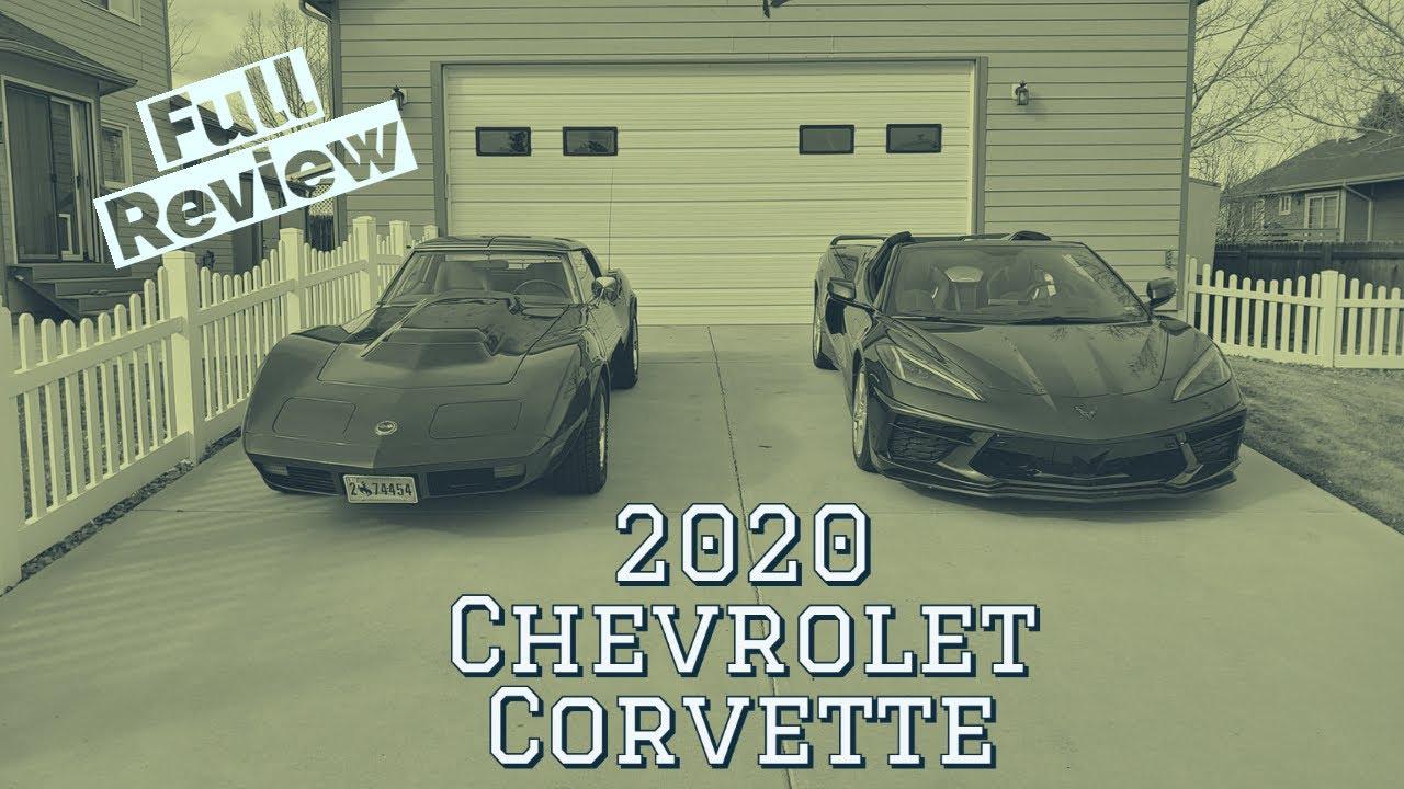 Review: 2020 Chevrolet Corvette Stingray Z51