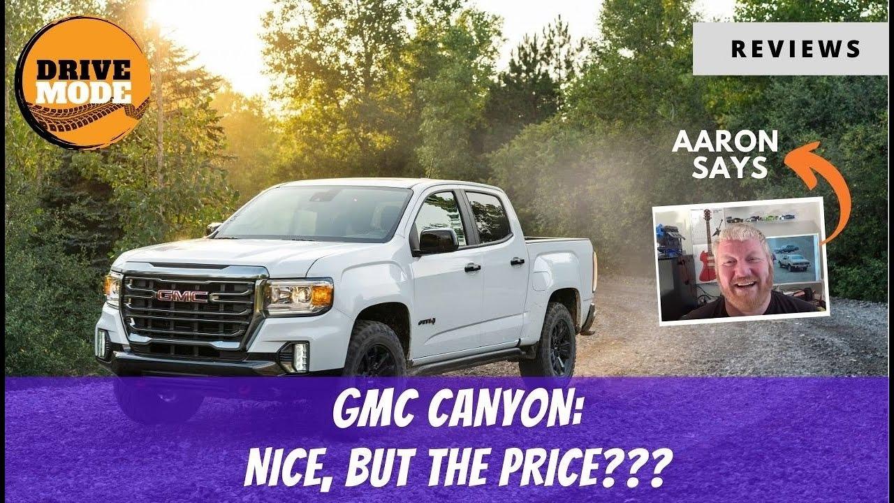 2021 GMC Canyon AT4 Review