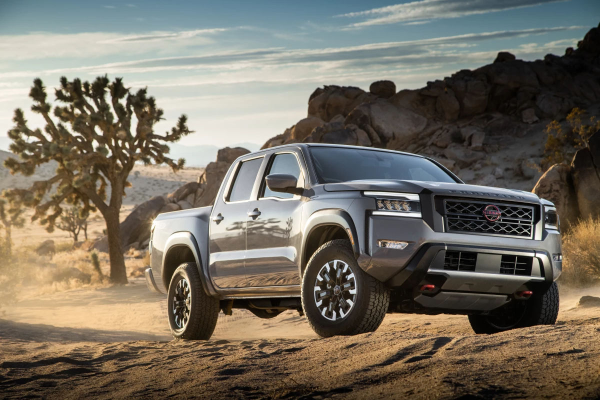 Nissan finally pulls the wraps off all-new Frontier pickup truck