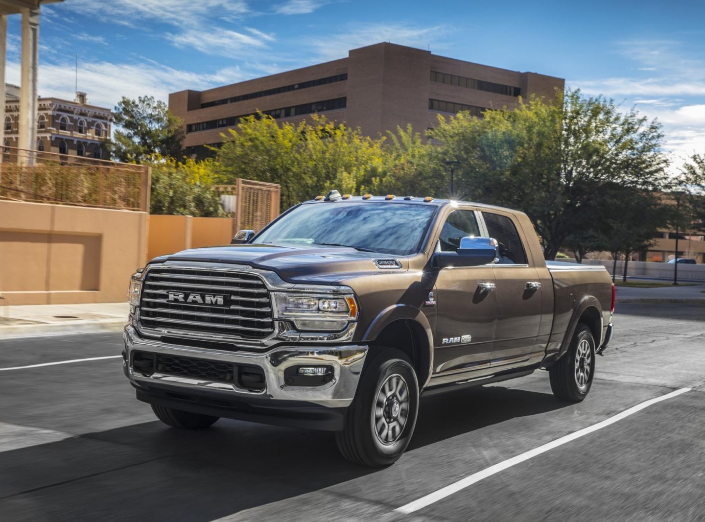 2020 Ram 2500 Remains Big, Beefy, and Over-Capable