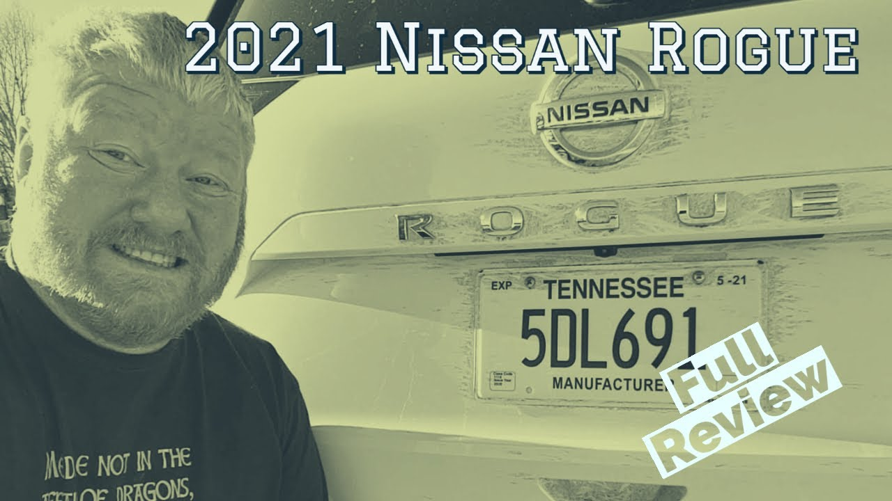 All-New 2021 Nissan Rogue Review