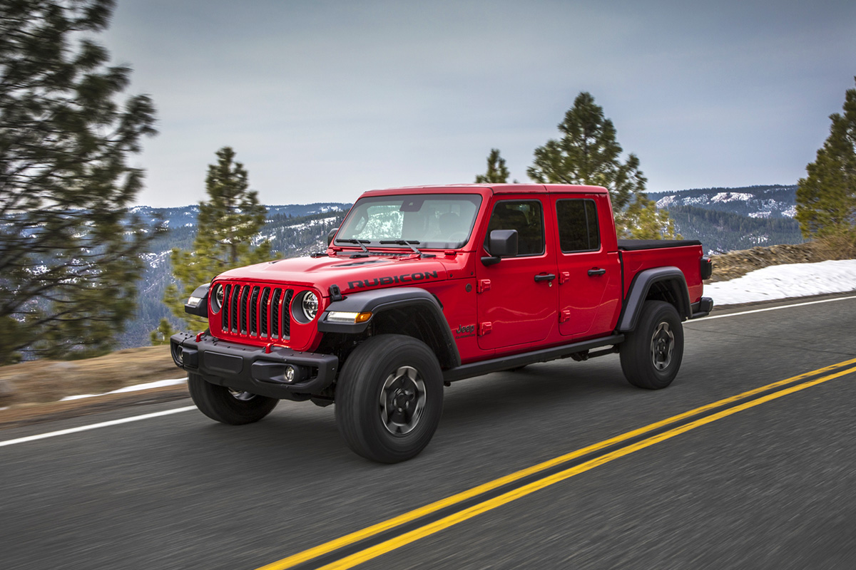 The 2021 Jeep Gladiator Rubicon Diesel Is Brouhahawesome