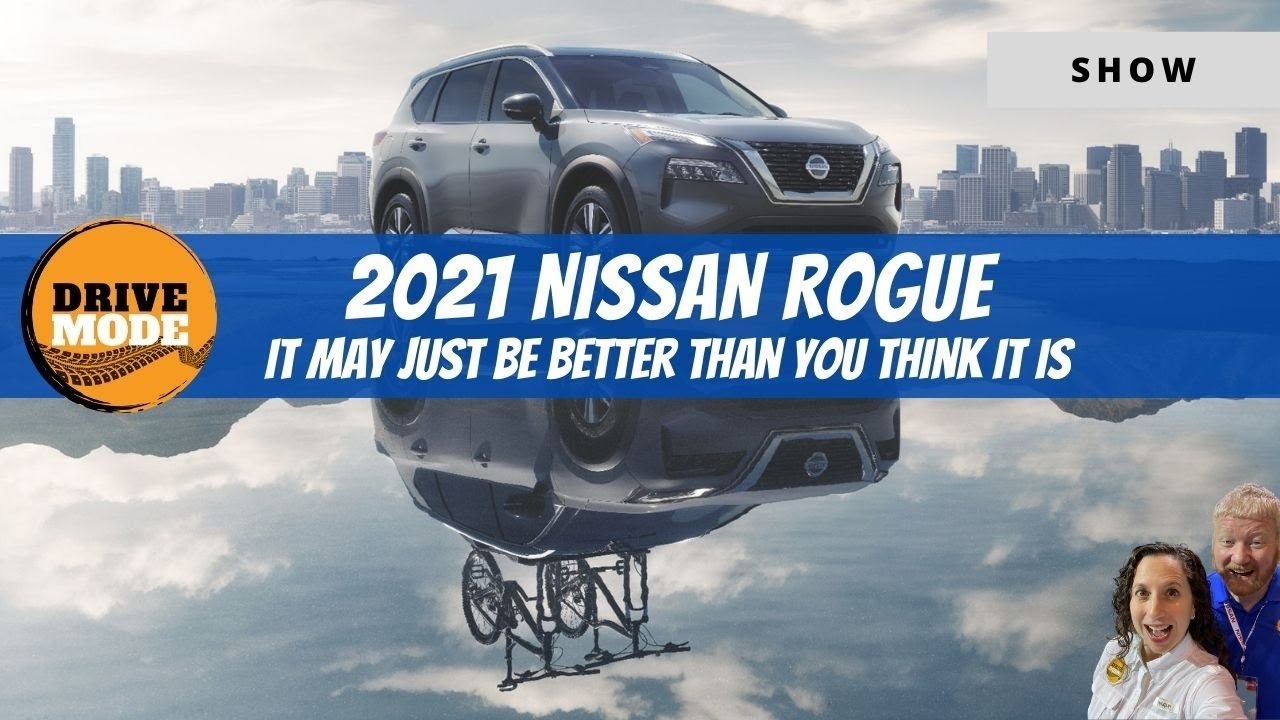2021 Nissan Rogue Interview-style Review