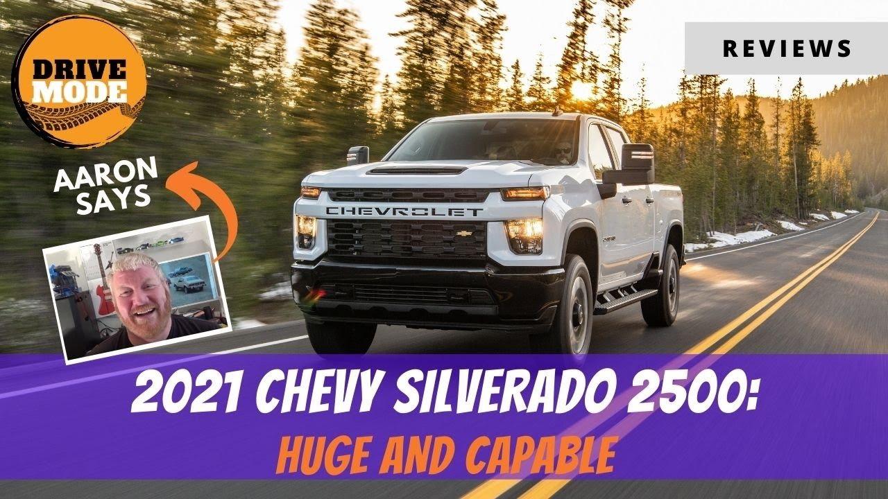 2021 Chevrolet Silverado 2500 Review