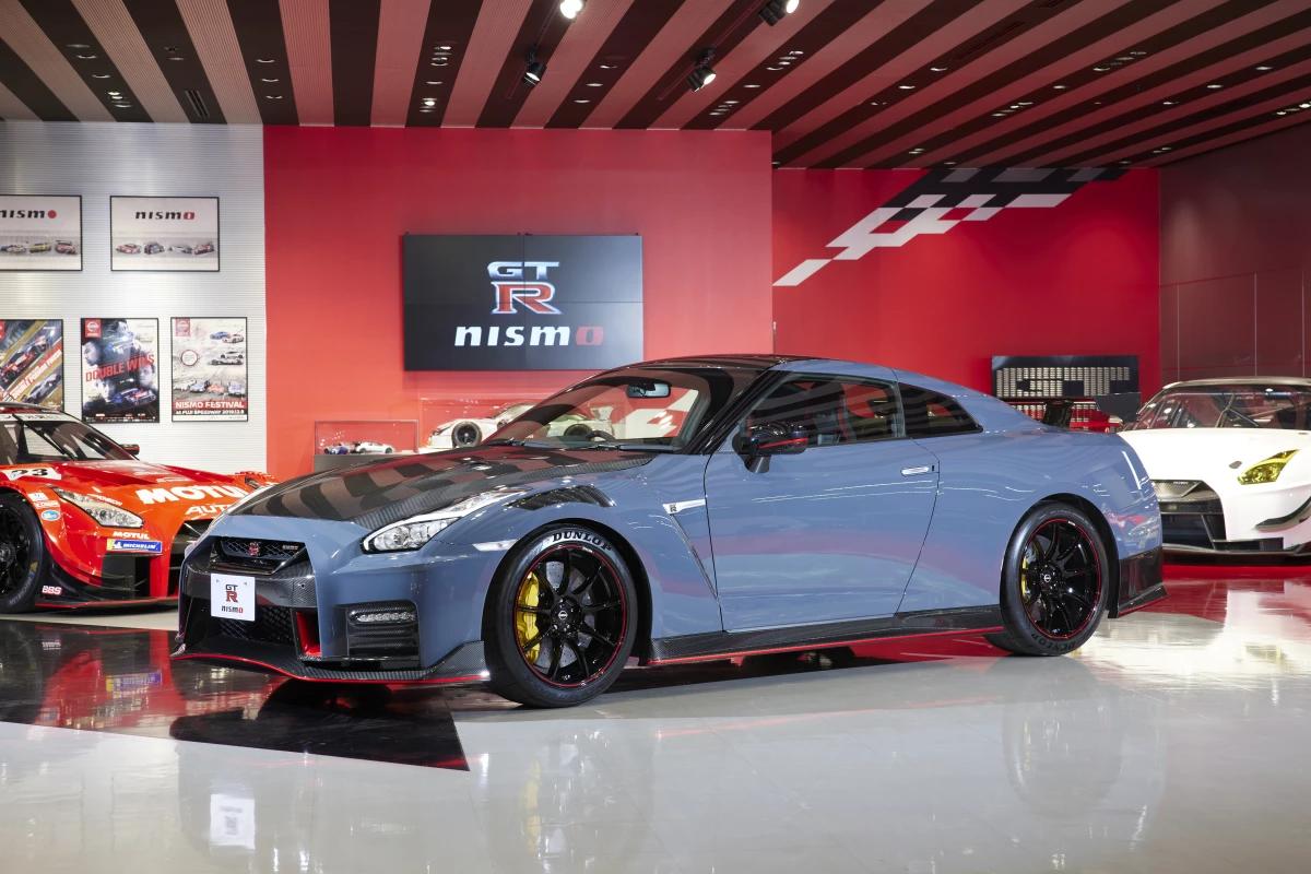 Godzilla rises again as Nissan unwraps new GT-R NISMO