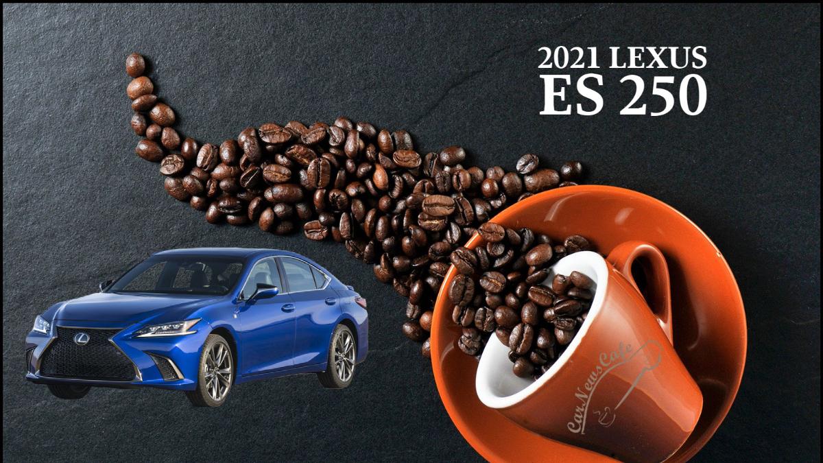 Video Review: 2021 Lexus ES 250
