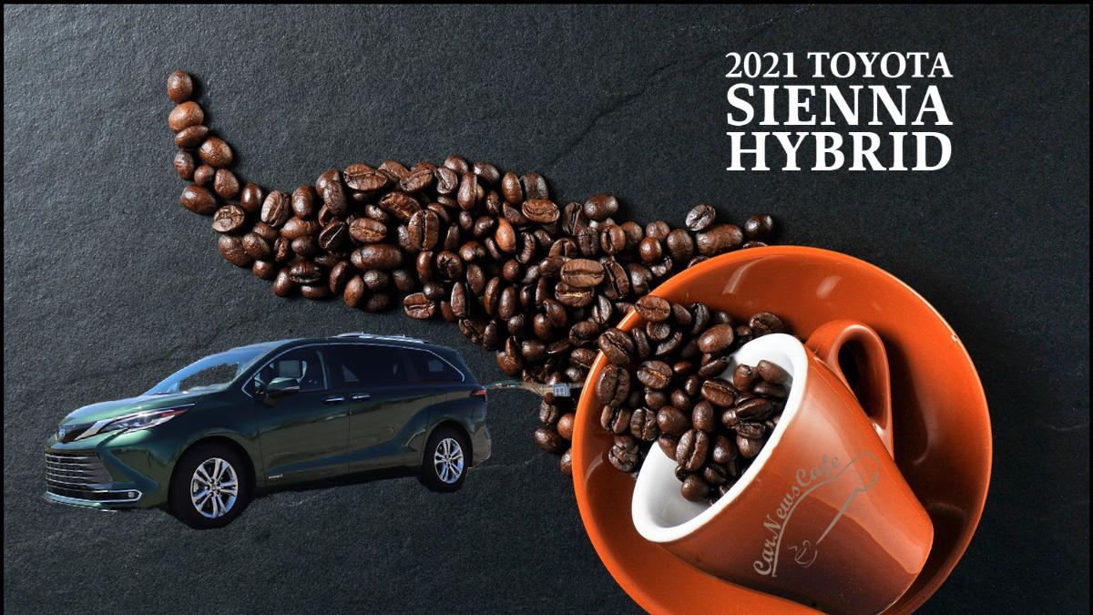 Video Review: 2021 Toyota Sienna Hybrid