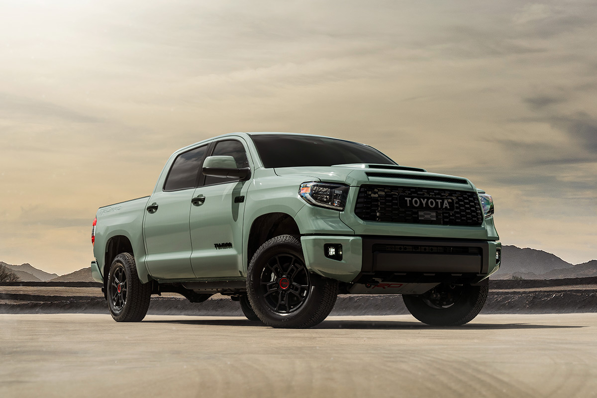 Review: 2021 Toyota Tundra TRD Pro Has Dependable Cred