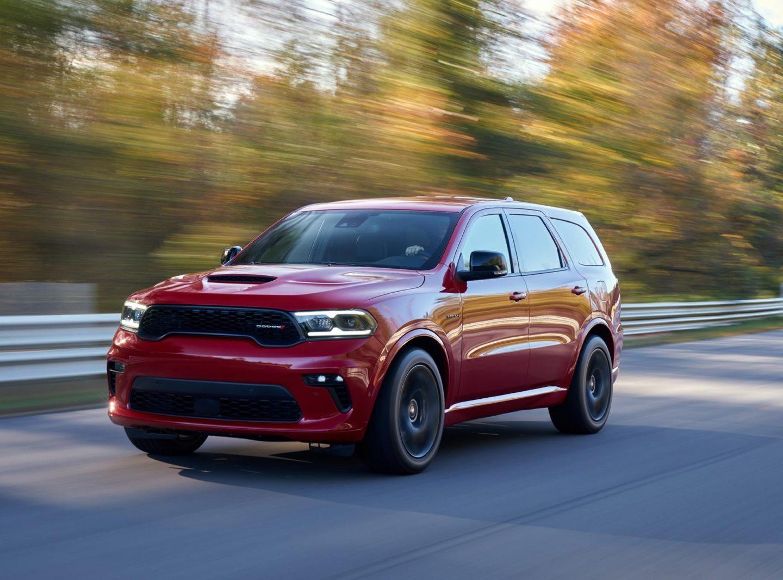 Review: 2021 Dodge Durango R/T Brings Reasonable Muscle