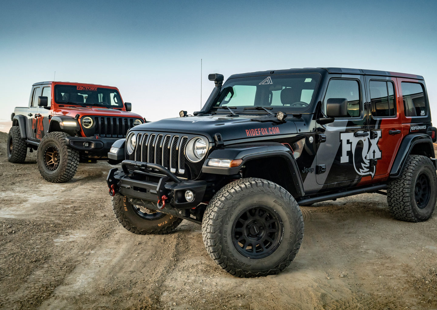 """Getting Schooled By the """"Butt Dyno"""" with FOX Shocks in Colorado – Off-RoadTripz"""