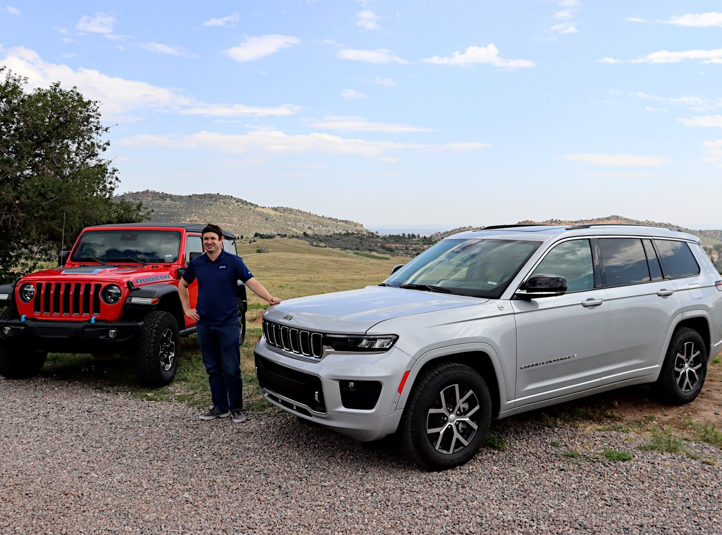 The Rocky Mountain Driving Experience 2021