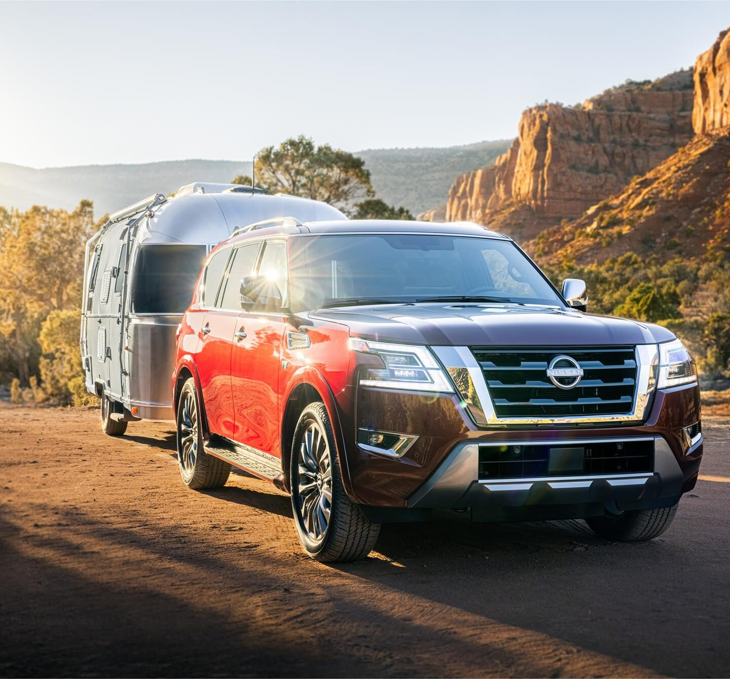 2021 Nissan Armada – Still Large and In Charge