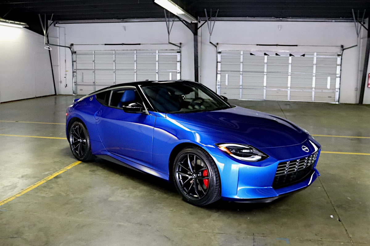 Gallery: The 2023 Nissan Z