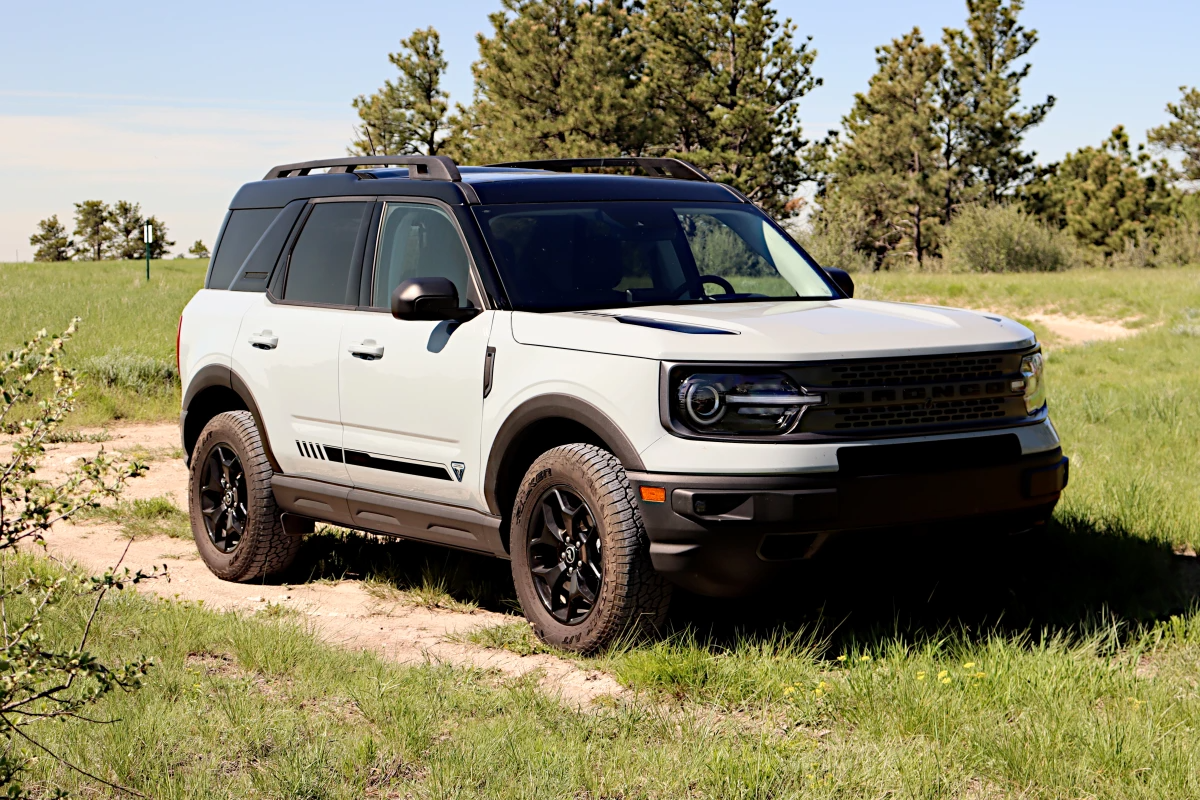 Review: 2021 Ford Bronco Sport proves better than expected