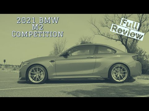 2021 BMW M2 Competition review