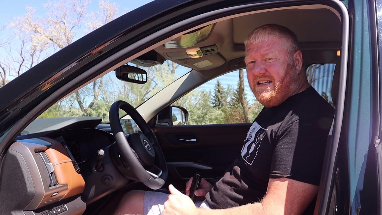 2022 Nissan Pathfinder is Notorrible