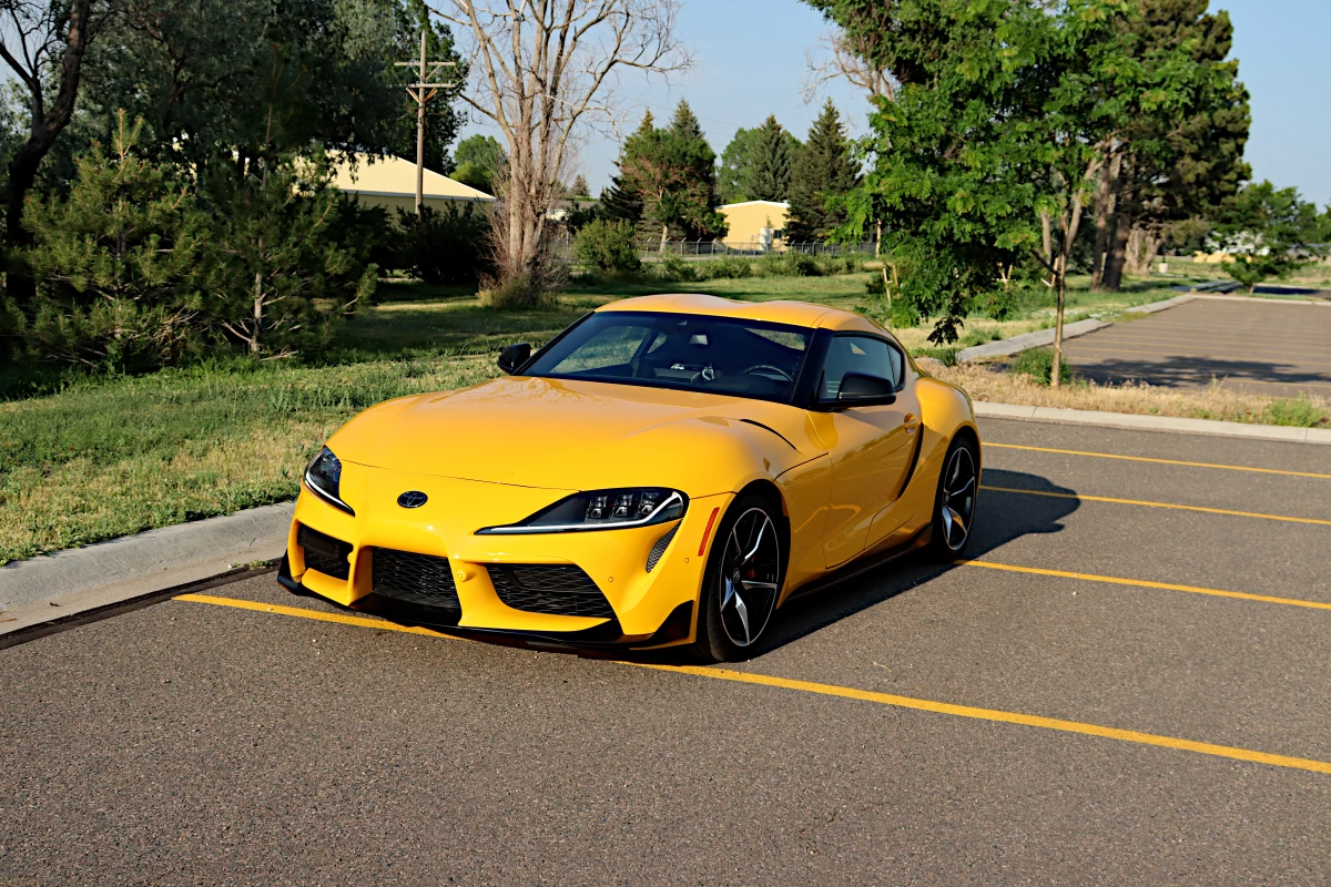 Review: 2021 Toyota GR Supra is the perfect not-Toyota
