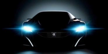 Peugeot Onyx concept teased ahead of Paris show