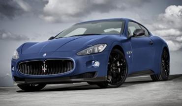 Maserati teases sports car concept for Paris Show debut