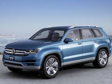 VW teases diesel-electric hybrid SUV, but that's all they will do