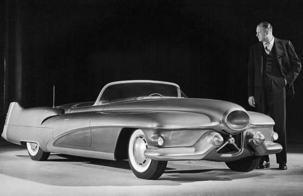 Coffee and a Concept – The 1951 LeSabre