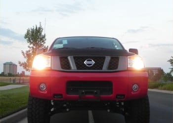Nissan planning all-new full-sized pickup truck