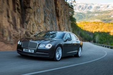 All-new Bentley Flying Spur glides into the luxury spotlight