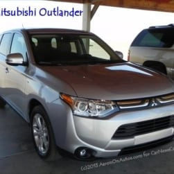 2014 Mitsubishi Outlander first impression – a much-improved contender in the sport utility segment