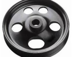 Reasons to replace a crankshaft pulley