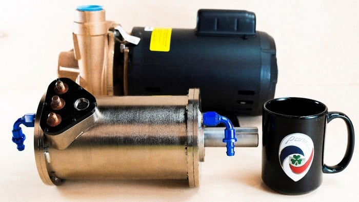 DeltaWing and DHX to shrink electric vehicle motors without compromising power