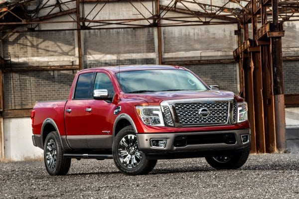 What the 2017 Nissan Titan Will Be Like