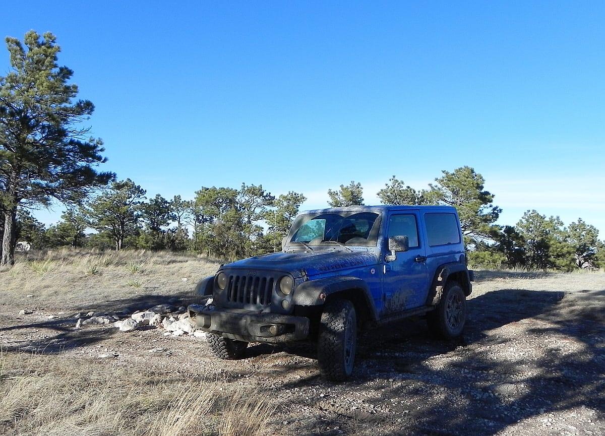 2016 Jeep Wrangler Rubicon gallery