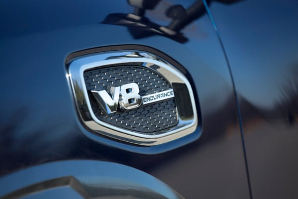 2017 Nissan Titan XD With Gas Engine A Shocker in New York