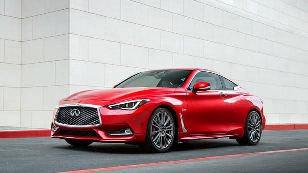 First Drive: 2017 Infiniti Q60 Red Sport 400 – it may not be Godzilla, but we'll take it