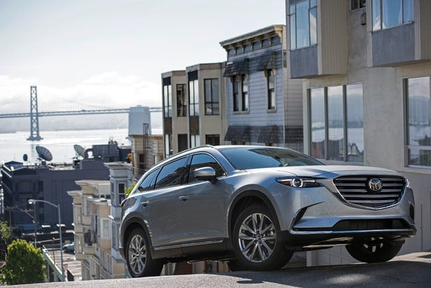 2017 Mazda CX-9 is Well-rounded, Family-minded Driving Fun