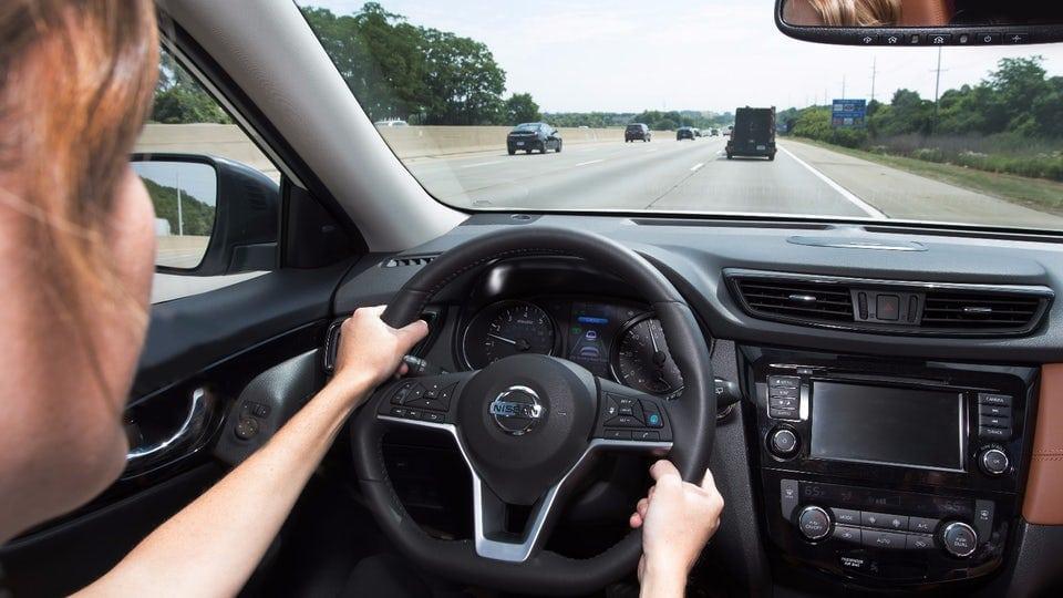 Nissan Rogue gets ProPILOT driving assist tech