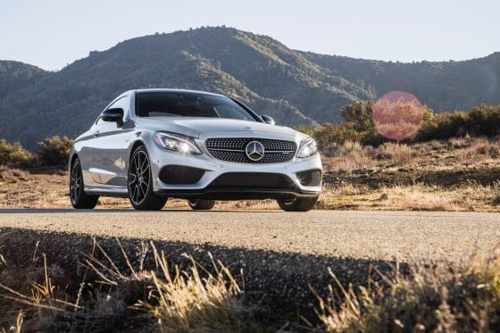 2018 Mercedes-AMG C43 Coupe