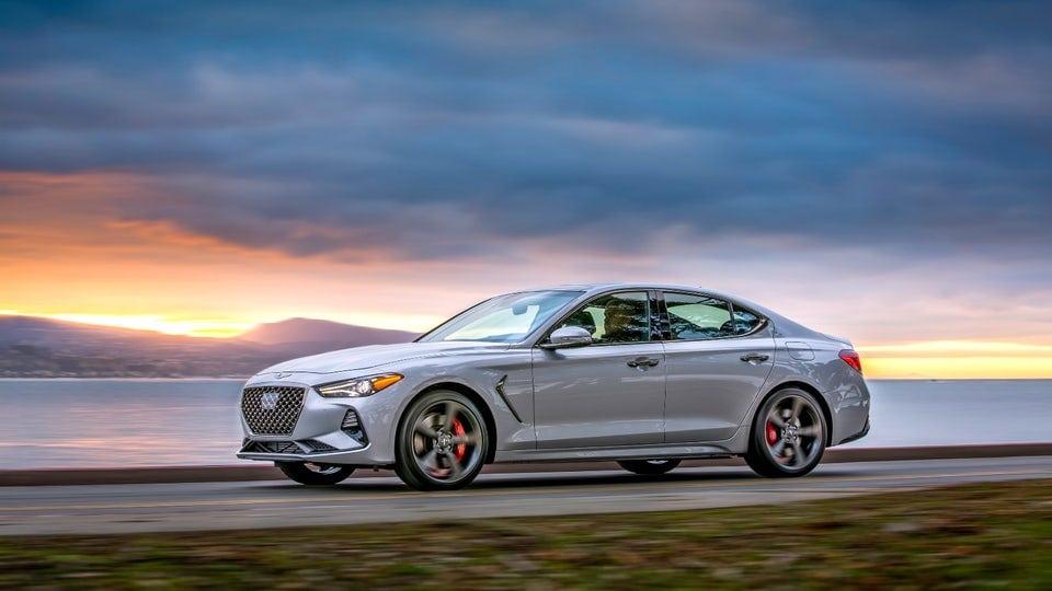 2019 G70 debuts as latest in Genesis luxury brand lineup