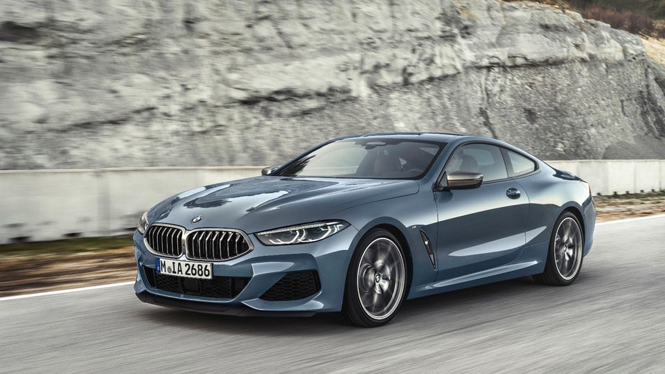 All-new 2019 BMW 8 Series Coupe introduced