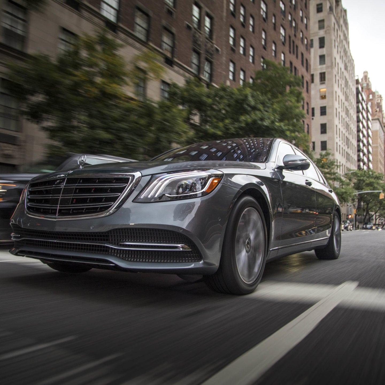 "2018 Mercedes-Benz S450 Makes ""Entry Level"" Seem Pithy"